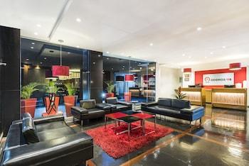 Selline näeb välja Hotel Cosmos 116, Bogotá