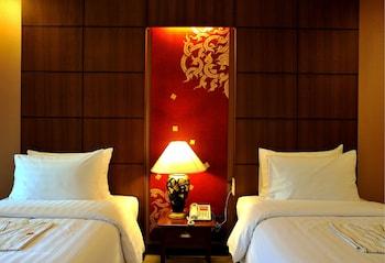 曼谷素萬那普機場瑪麗亞精品公寓酒店的圖片
