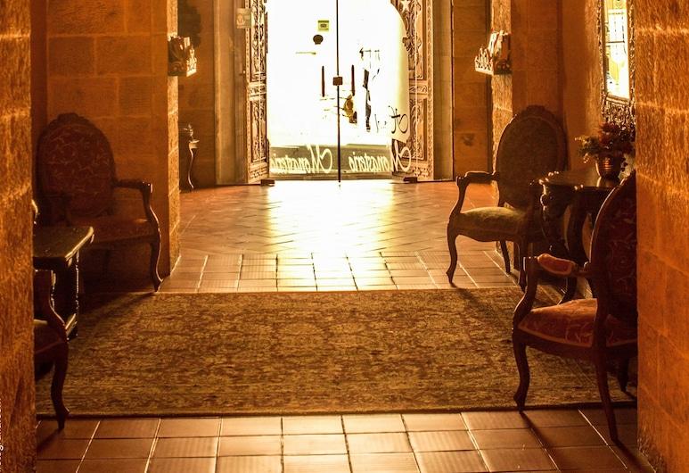 Hotel Monasterio, Sucre, Λόμπι