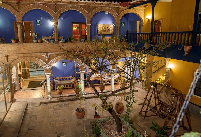 تامبو ديل أريرو هوتل بوتيك, Cusco, الفناء