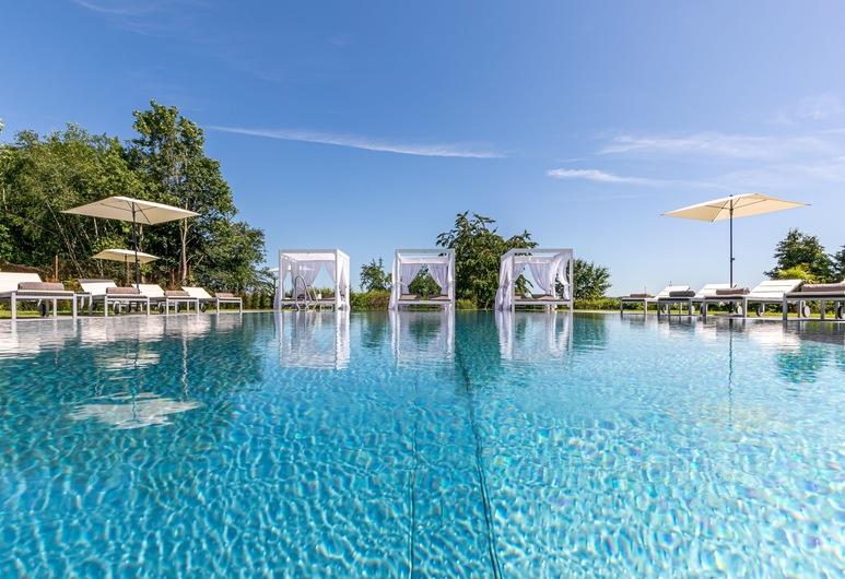 Romantik Hotel Schwanefeld, Meerane, Ulkouima-allas