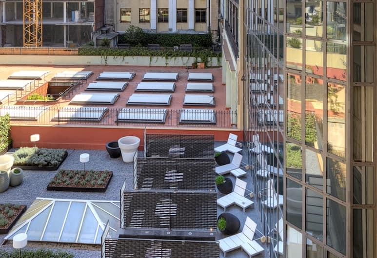 Apartments Sixtyfour, Barcelona, Leilighet – superior, 2 soverom, Utsikt mot gårdsplass