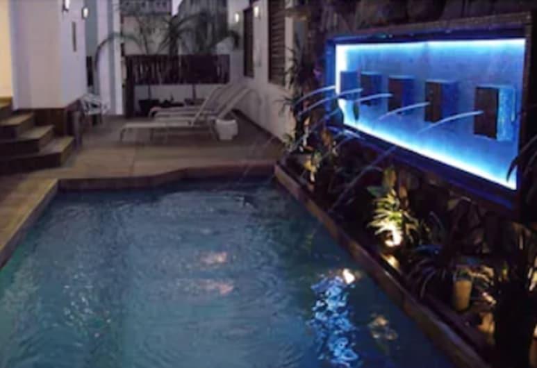Hotel Inglaterra, Tampico, Outdoor Pool