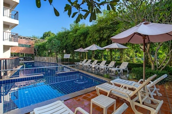 Krabi bölgesindeki Aonang All Seasons Beach Resort resmi