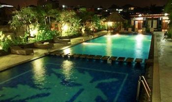 Foto van Galeri Ciumbuleuit Hotel in Bandung