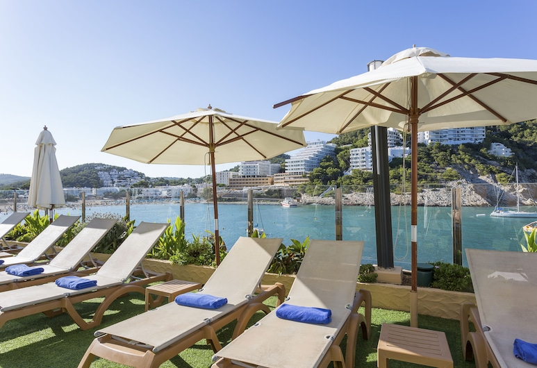 Palladium Hotel Cala Llonga - Adults Only - All Inclusive, Santa Eulalia del Rio, Sundeck