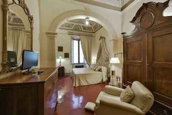 Fotografia do Palazzo Coli Bizzarrini em Siena