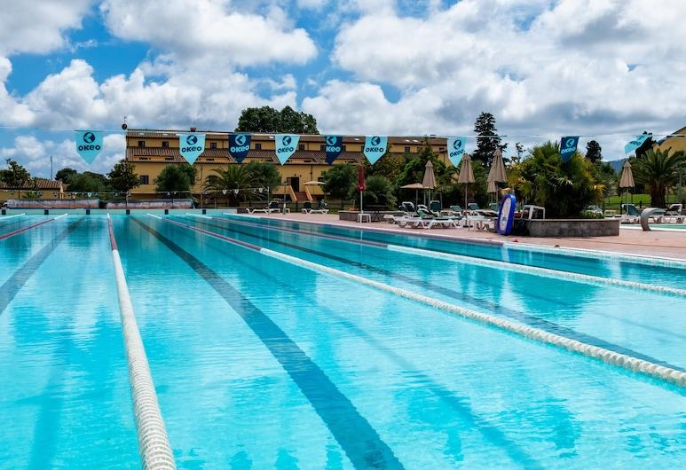 波焦安內洛 - 運動和雅客提假日飯店, 皮翁彼諾, 游泳池