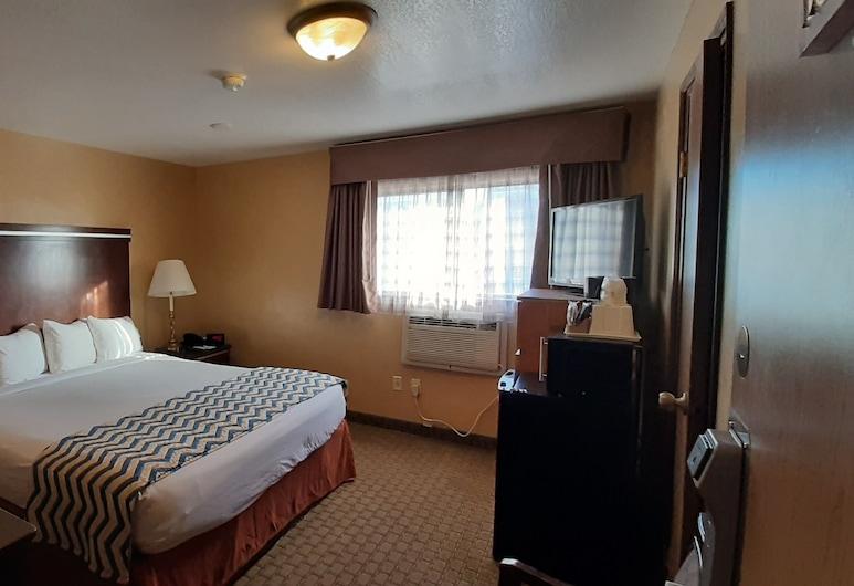 Travelodge by Wyndham Kanab, Kanab, Habitación, 1 cama de matrimonio grande, no fumadores, Habitación