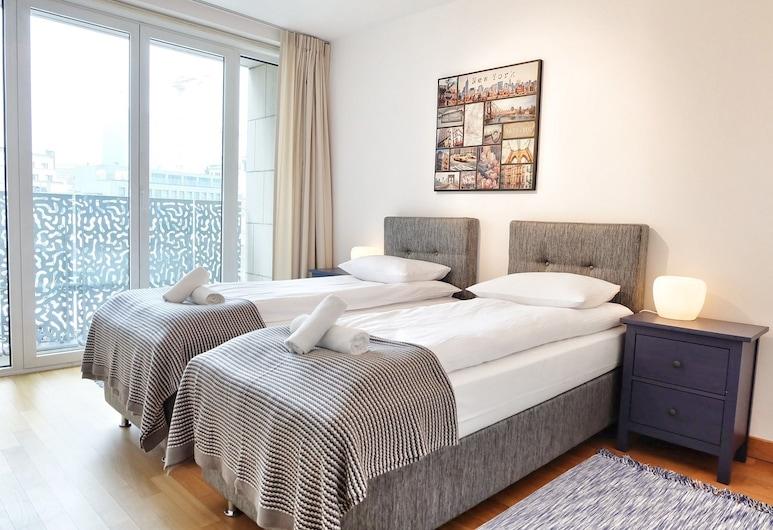 The Opera Residence, BRUSEL, Štandardný apartmán, 2 spálne, Izba