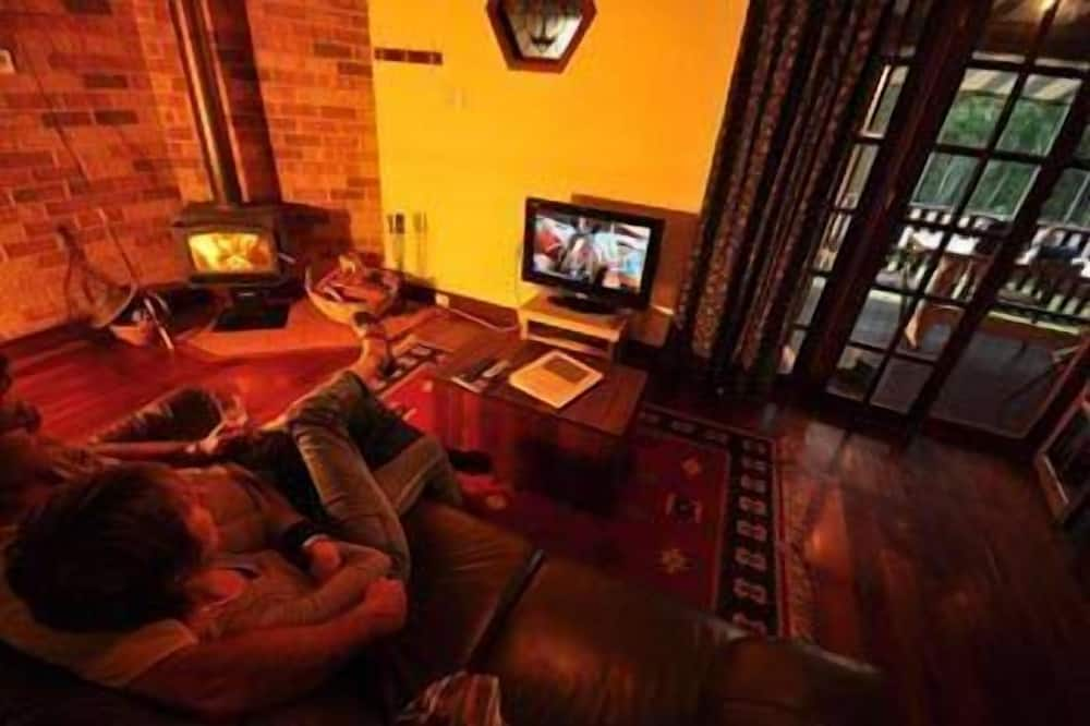 Deluxe-Ferienhaus, 2Schlafzimmer - Wohnbereich