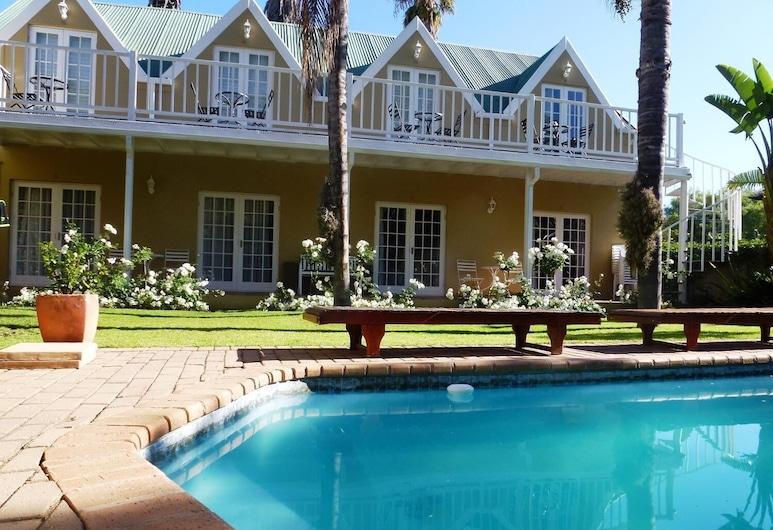 @Yamkela Guest House, Oudtshoorn, Pool