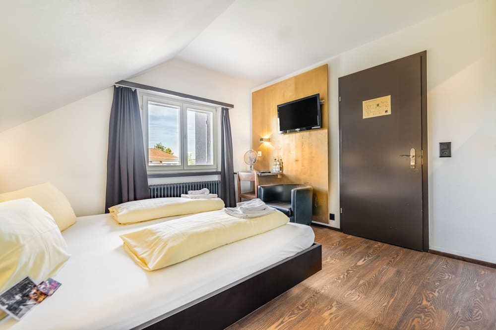 Comfort Double Room, 1 Double Bed - Living Area