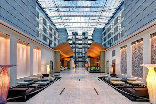 法蘭克福機場希爾頓飯店/