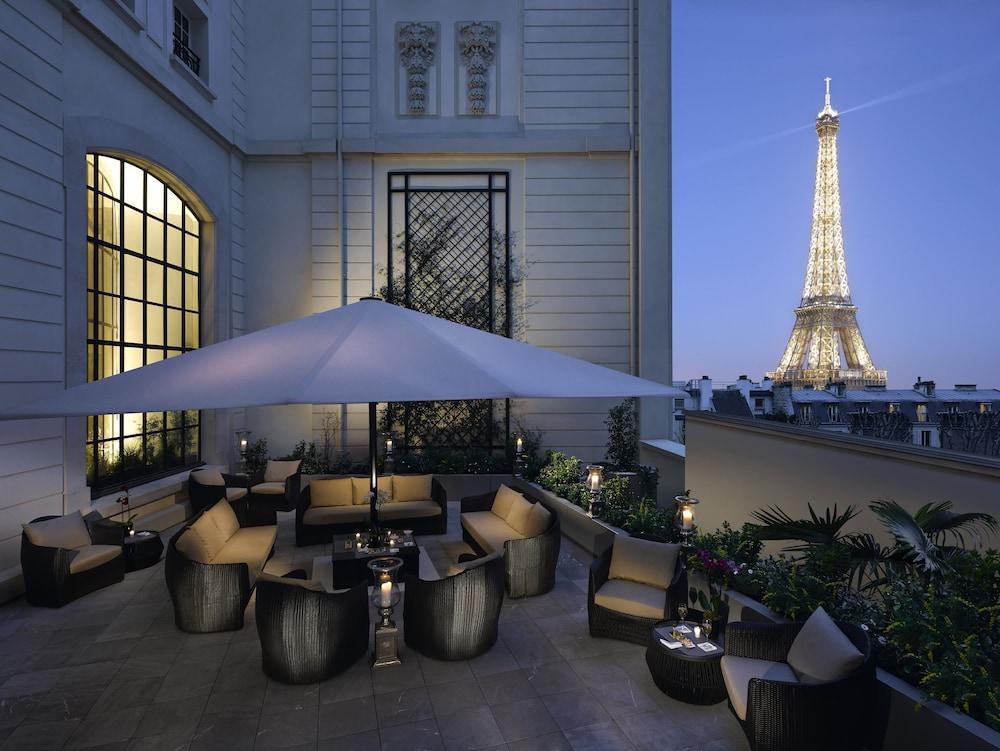 شانجريلا هوتل باريس, Paris