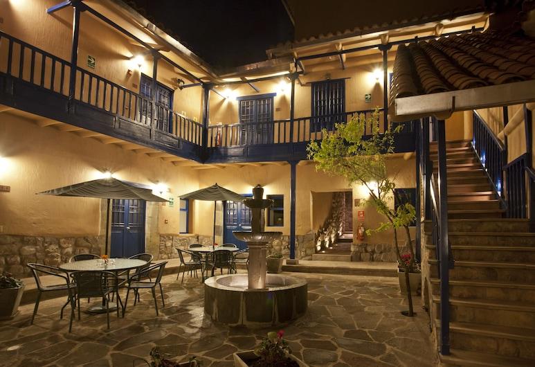 庫斯科沙費大地生活飯店, Cusco, 露台