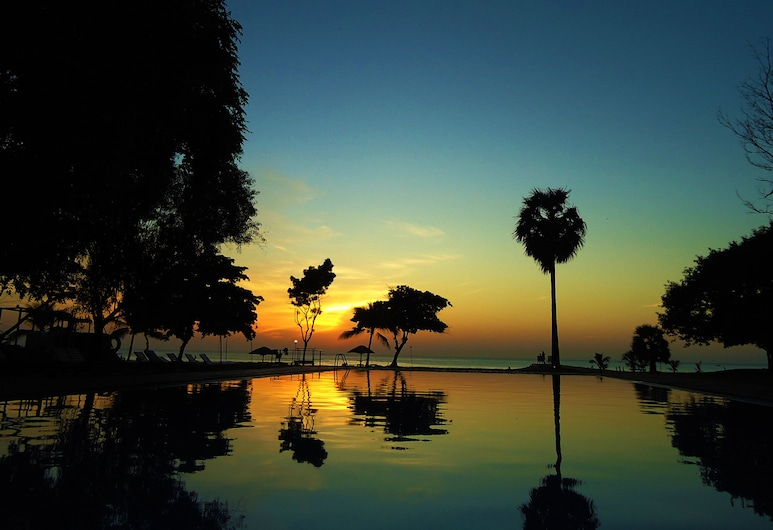 Trinco Blu by Cinnamon, Trincomalee, Otel Sahası