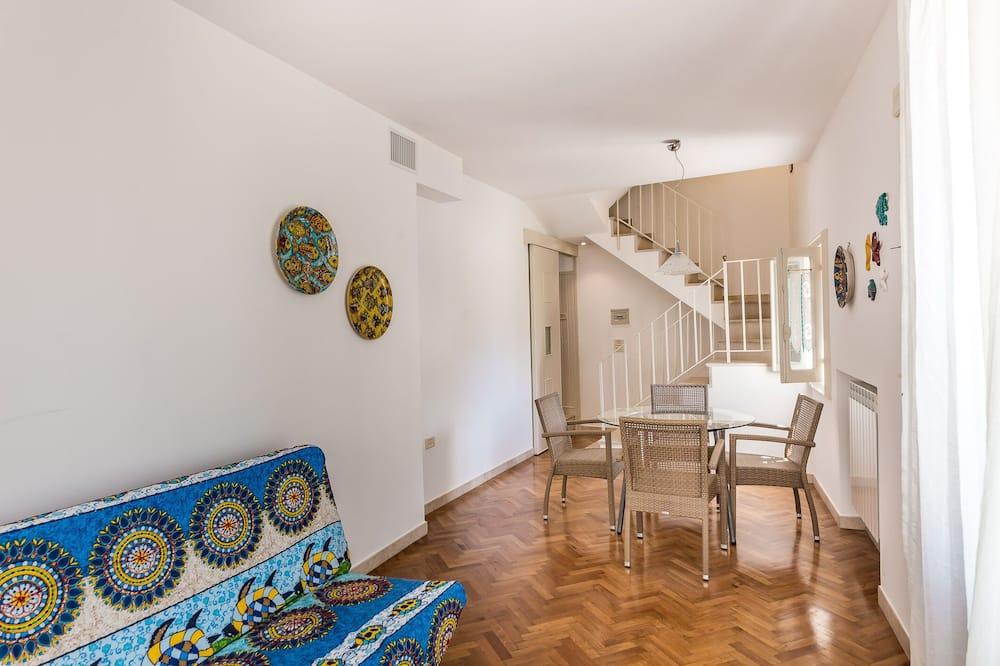 Soukromý byt typu Superior - Obývací prostor