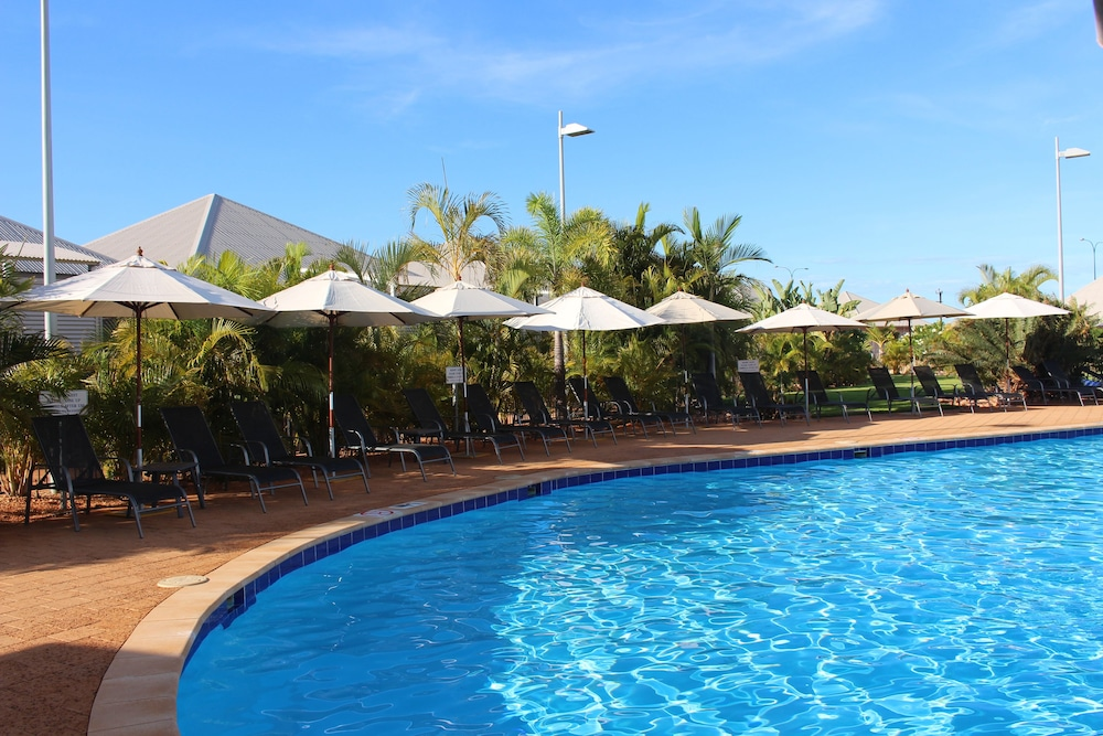 Exmouth Escape Resort Outdoor Pool