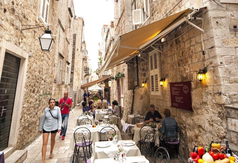 House Tereza, Dubrovnik, Área para refeição ao ar livre