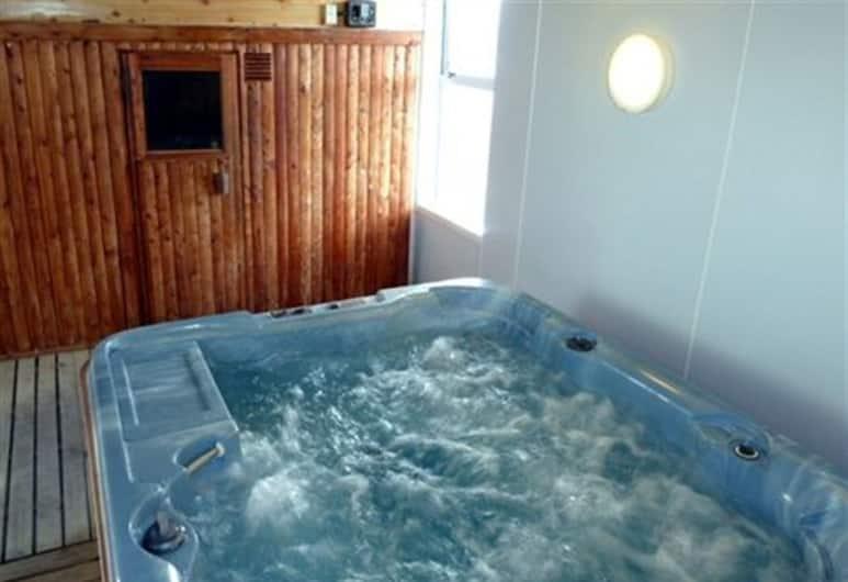 Monarch Motel, Invercargill, Spabad binnen