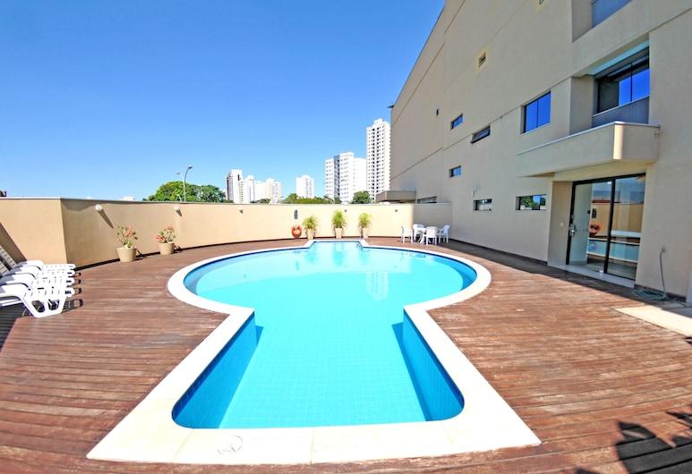 Holiday Inn Cuiabá, Cuiaba, Bazén