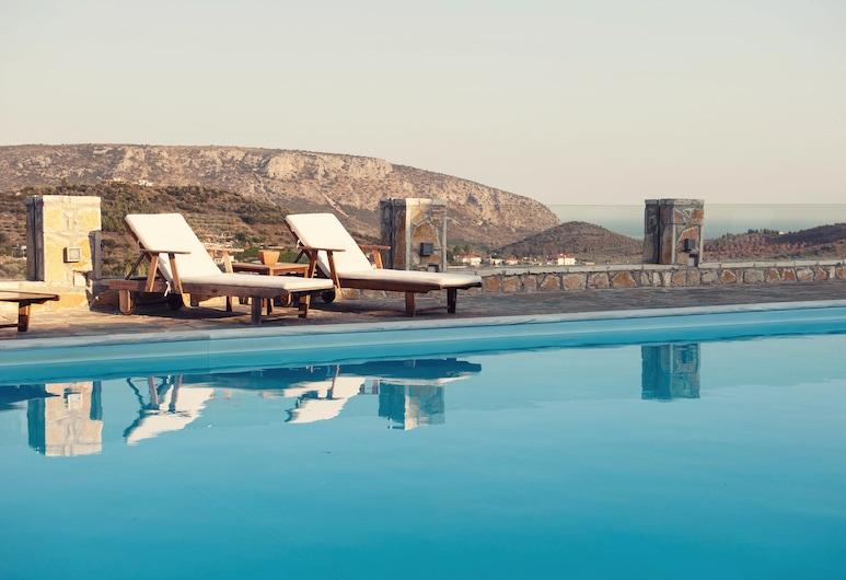 佩里沃利鄉村酒店和度假屋, Nafplio, 室外泳池