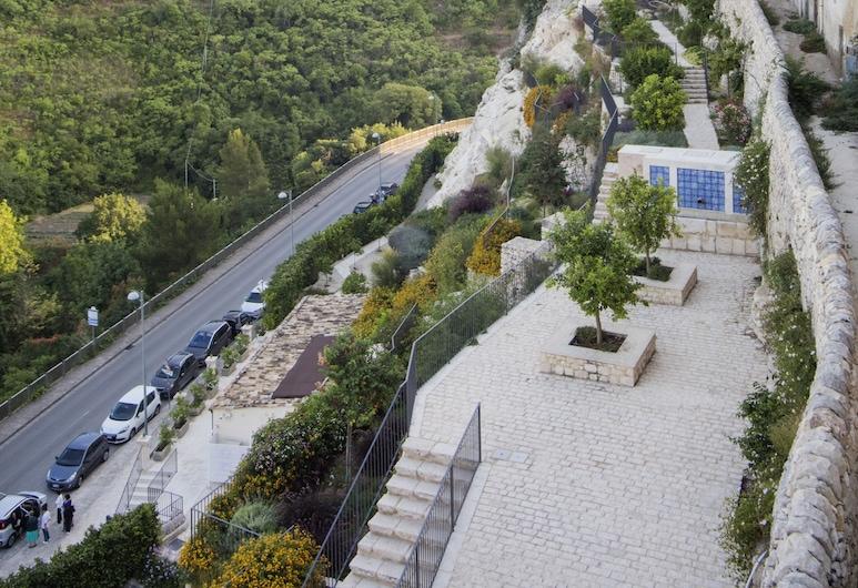 San Giorgio Palace Hotel, Ragusa, Terraza o patio