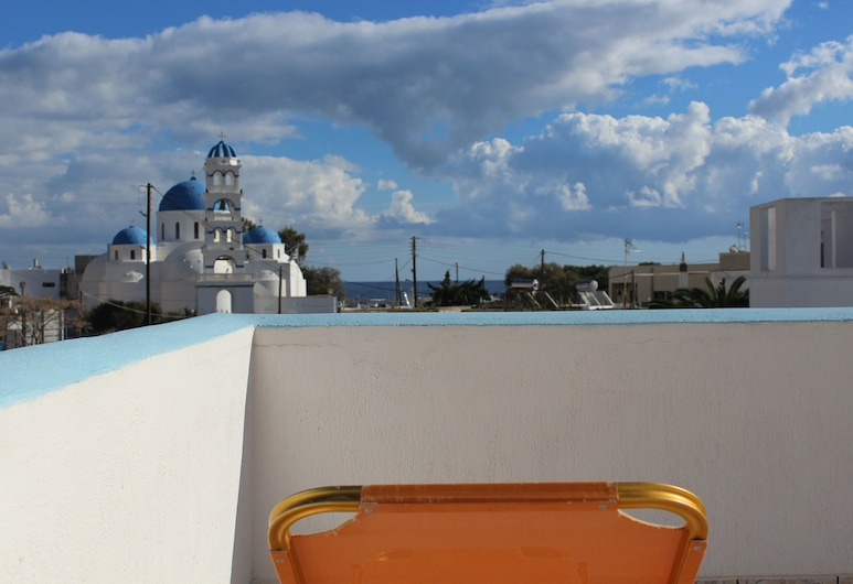 Halaris Studios, Santorini, Apartment, Sea View (Studio), Balcony