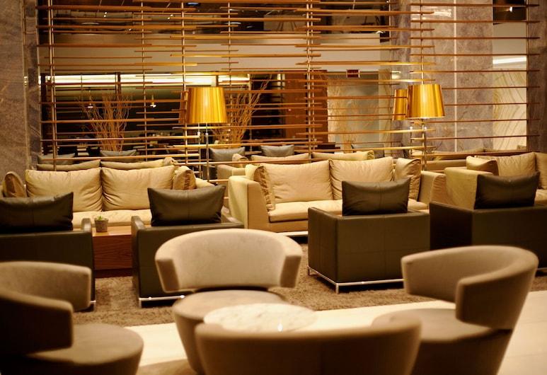Crowne Plaza Istanbul - Harbiye, an IHG Hotel, Istanbul, Vstupní hala