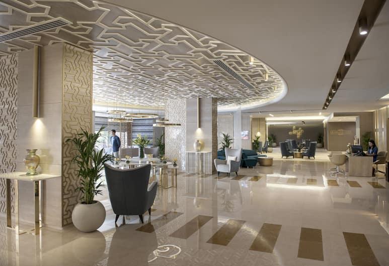 Two Seasons Hotel & Apartments Former Gloria, Dubai, Lobby