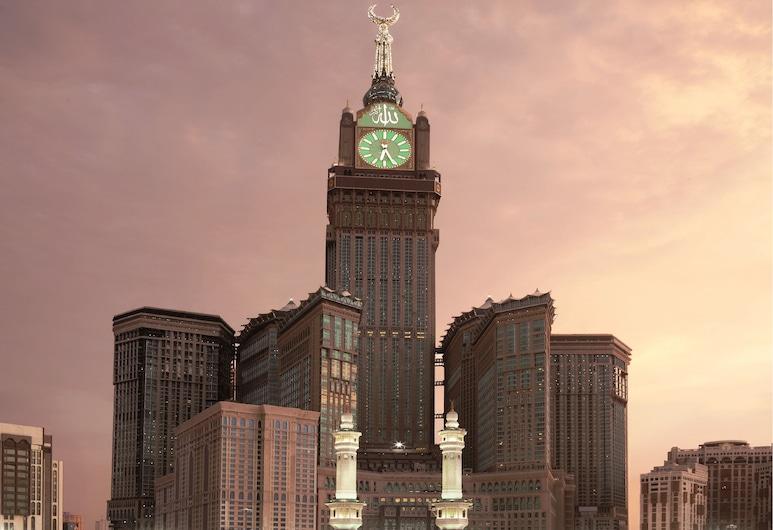 Makkah Clock Royal Tower - A Fairmont Hotel, מכה, חזית המלון