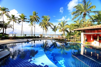 Itacare bölgesindeki Aldeia do Mar Hotel resmi