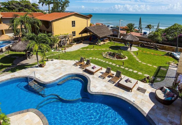 納塔爾杜納斯酒店, 納塔爾, 室外泳池