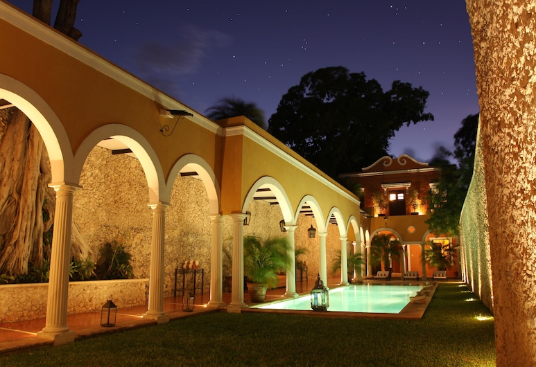 Hotel Hacienda VIP, Mérida, Pool