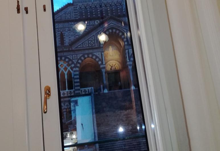 アルベルゴ サンタンドレア, アマルフィ, ホテルからの眺望