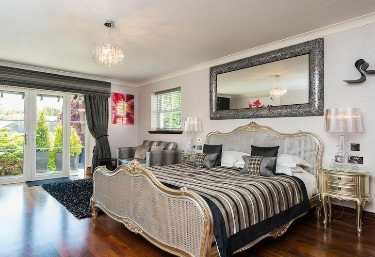 Windermere Suites, Windermere, Lakosztály, Vendégszoba