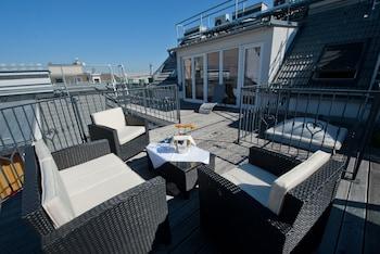 A(z) Hahn Apartment Vienna City hotel fényképe itt: Bécs