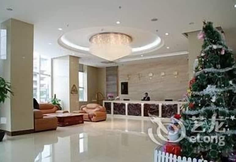 廣州鳳來儀商務酒店, 廣州市, 大堂