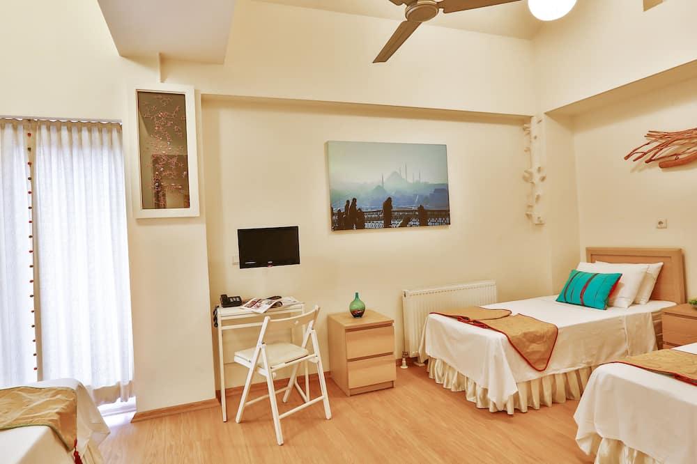 Pokój dla 3 osób Superior - Powierzchnia mieszkalna