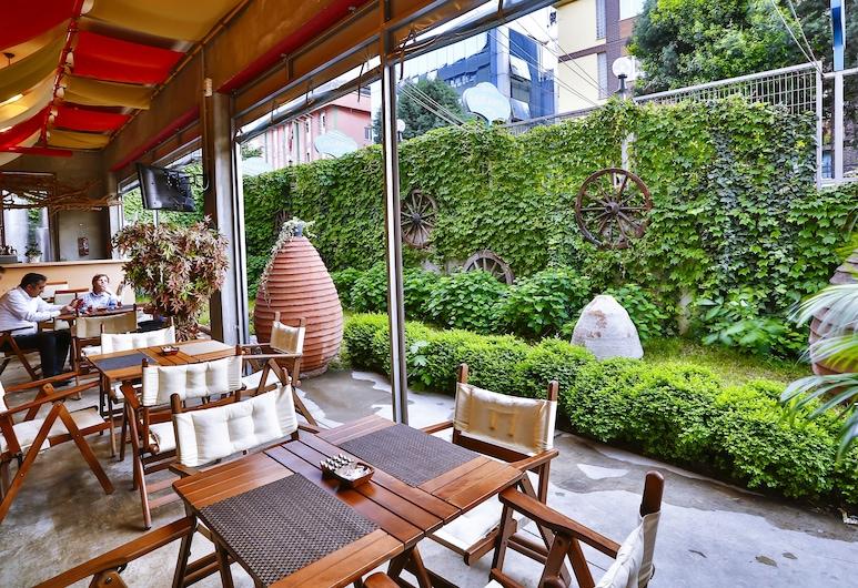 한 호텔, 이스탄불, 정원