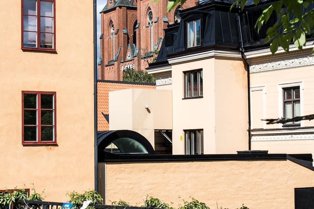 Habitación doble estándar, 1 cama Queen size, vista al patio - Vista al patio