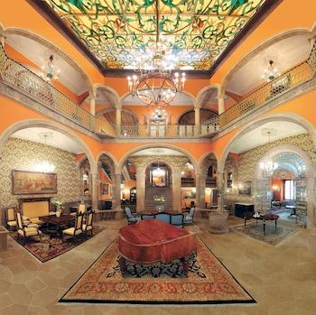 Foto del Quinta Real Palacio de San Agustin en San Luis Potosí