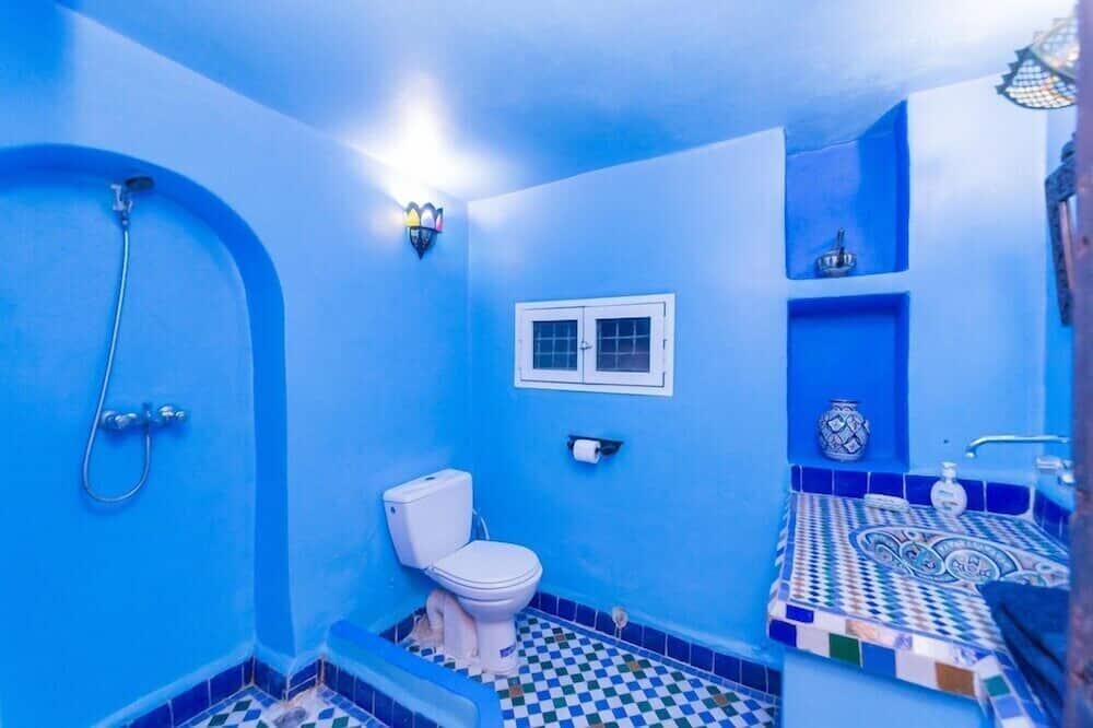 Стандартний номер, з балконом - Ванна кімната