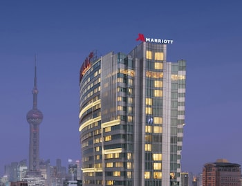 Picture of Shanghai Marriott Hotel City Centre in Shanghai