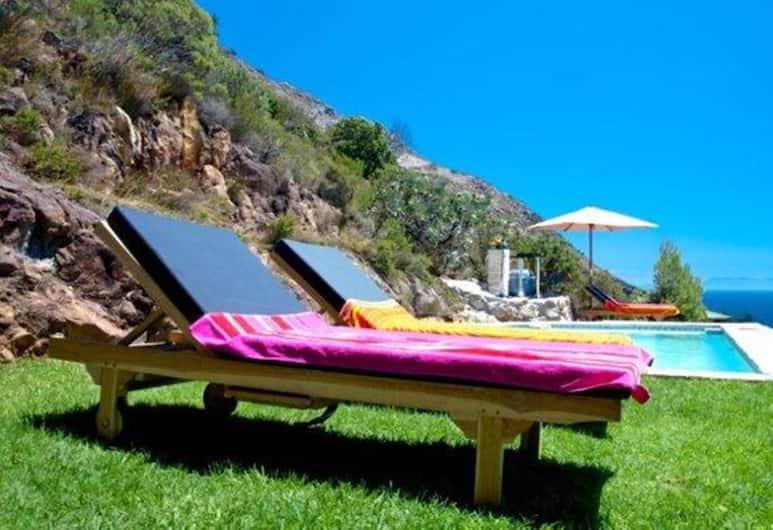 Gordon's Bay Luxury Apartments, Cape Town, Sundeck