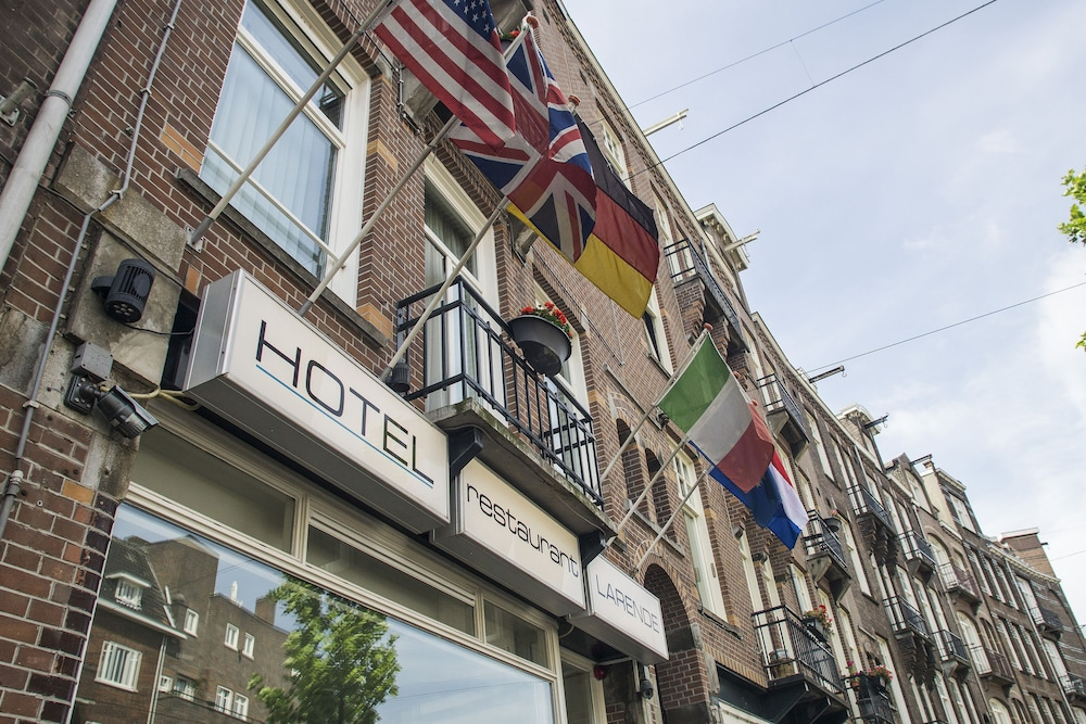 Hotel Restaurant Larende, Amsterdam