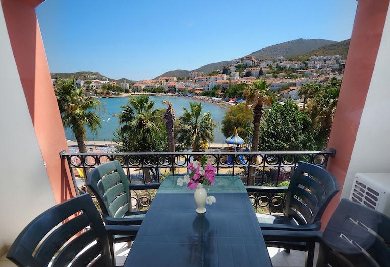 Fora Apart Hotel, Datça, Departamento, vista al mar, Balcón