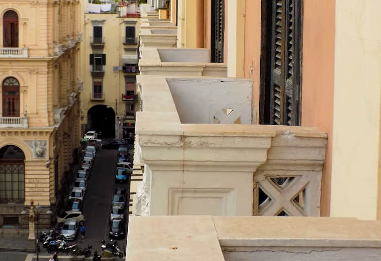 Le Orchidee, Naples, Kamar Single, dengan pemandangan, Kamar Tamu
