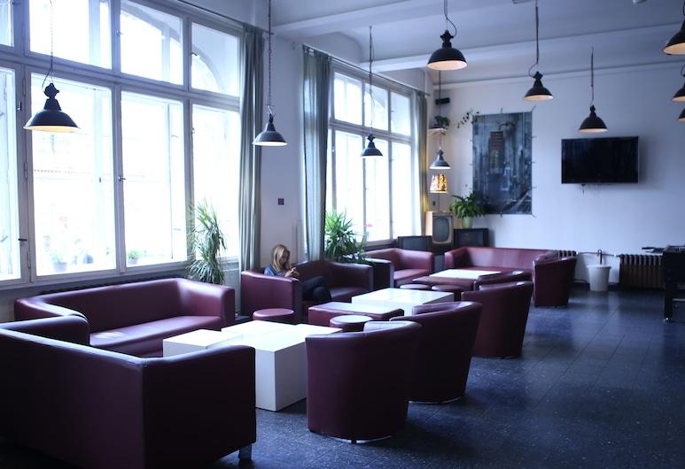 柏林英杜斯徹帕拉斯特青年旅舍, 柏林, 大堂酒廊